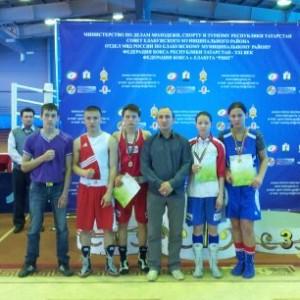 Спартакиада учащихся РТ 2012 год г. Елабуга РТ