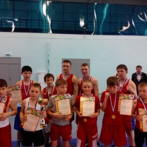 Хроника Кукморского отделения бокса