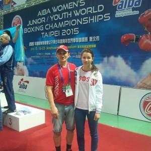 мастер спорта международного класса Гелюса Галиева