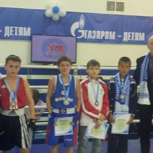 Международный турнир памяти Стрижова г. Надым
