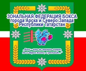 Федерация бокса города Арск и Северо-Запада Республики Татарстан