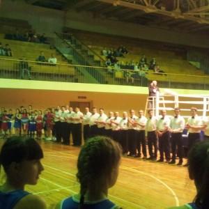 Первенство и Чемпионат ПФО России среди девушек 1999-2000