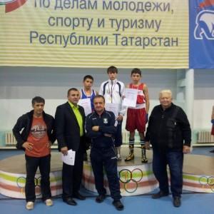 Сильнейший Северо-западной зоны Республики Татарстан