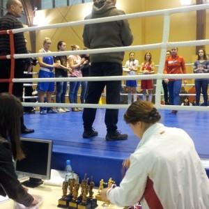 Гелюса Галиева - Чемпионка ЦФО России.