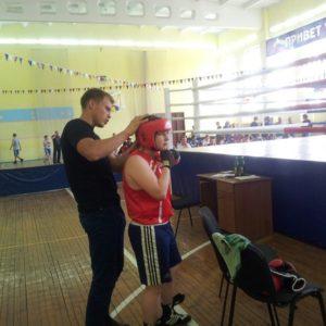 Первый Всероссийский турнир по боксу на призы Глав Северо-западных муниципальных оброзований Республики Татарстан